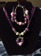 Crafted Hand Made Jewelry.Purple in Leesville, Louisiana