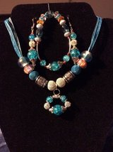 Crafted Hand Made Jewelry.Blue.Green.Red&Blue in Leesville, Louisiana