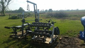 Steel Weight Set (Powerhouse) in bookoo, US