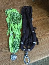 2 jewled scarves in Fort Riley, Kansas