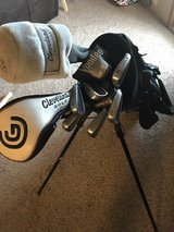 Golf clubs and bag in Alamogordo, New Mexico