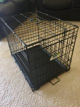Small dog crate in Fort Lewis, Washington