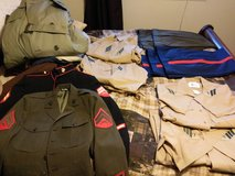 Unifrom Items in Camp Pendleton, California