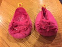 Buildabear Pink Shoes in Yorkville, Illinois