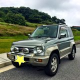 Pajero Jr. in Okinawa, Japan