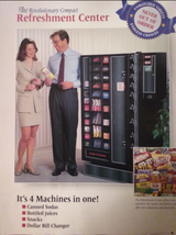 2 Vending Machines..Great Condition! in Beaufort, South Carolina