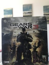 Gears Of War 3 Lmited Edition XBOX 360 in Alamogordo, New Mexico