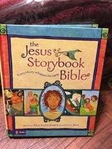 The Jesus Story book bible in Camp Lejeune, North Carolina