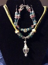 Crafted Hand Made Jewelry.Yellow & Pink & Blue in Fort Polk, Louisiana