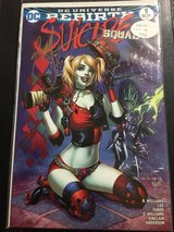 Suicide Squad Rebirth #1 signed by Ebas in Okinawa, Japan