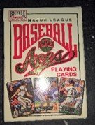 MAJOR LEAGUE BASEBALL ACES PLAYING CARDS YEAR 1993 in Ramstein, Germany