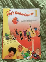Kid's Guitar Course #1 w/CD in Ramstein, Germany