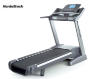 NordicTrack C1500 Folding Treadmill (120v)...3000 watt transformer incl. in Stuttgart, GE