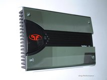rockford fosgate made in USA, amp P4004, classic; under-rated, high-efficiency amp in Okinawa, Japan