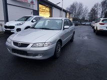 2001 Automatic MAZDA 6 *ONLY 84000 MILS* NEW INSPECTIN in Spangdahlem, Germany