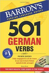 501 German Verbs with CD-ROM (501 Verb Series) 4th Edition by Henry Strutz  (Author) in Stuttgart, GE