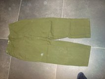 Korean War U.S. Army Wool Trousers, M1951 in Bamberg, Germany
