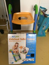 Toddler toilet seat with step in Stuttgart, GE