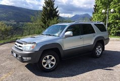 Toyota 4Runner Sport 4WD automatic in Aviano, IT