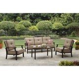 NEW: patio set, Better Homes and Garden Carter Hills 4-Piece Patio Conversation Set in Warner Robins, Georgia