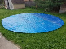 15 foot pool cover in Naperville, Illinois