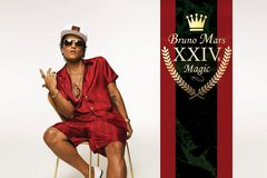 Bruno Mars 24K Magic Word Tour Tickets - 3 in Naperville, Illinois