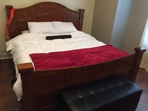 California King Size Bed in Fort Rucker, Alabama