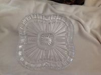Square Crystal Tray in Ramstein, Germany