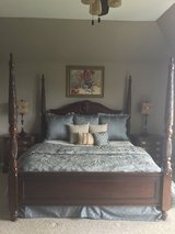 King/Cal King Bed in Naperville, Illinois
