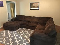 Sectional sofa in Fort Rucker, Alabama