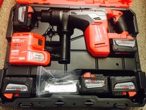 Milwaukee M18 Fuel SDS Max 1-9/16 Rotary Hammer in Lake Elsinore, California