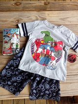 Disney Planes (Dusty) Size 4 Briefs and Avengers PJs in Fort Rucker, Alabama