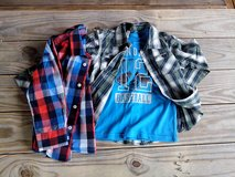 4T Long Sleeve Button Downs (new without tags) in Fort Rucker, Alabama