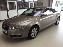 2005 Audi A6 V6 Automatic LOADED Leather PDC, Navi, A/C Heated Seats NEW TÜV in Ramstein, Germany