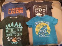 Carter's tshirts....size 2T in Naperville, Illinois