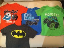 Tshirts...size 2T in Naperville, Illinois