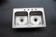 STAINLESS STEEL SINK in Bartlett, Illinois
