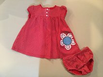 Carter's dress set...size 6 months in Shorewood, Illinois