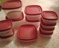 Rubbermaid Food Storage Containers in Eglin AFB, Florida