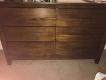 Ashley, LIKE NEW, Mydarosa Dresser month old, not being used, in storage in Jacksonville, Florida
