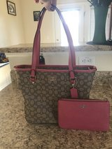 Coach purse and wallet in Travis AFB, California
