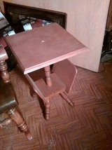 Antique Side Table in Yucca Valley, California