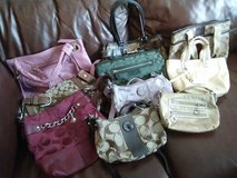 39 Coach purses in Camp Lejeune, North Carolina
