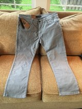 Rocawear Mens Denim Flex Fit in Gray size 34x30 NWT in Naperville, Illinois