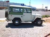 1972 TOYOTA LANDCRUSIER in Alamogordo, New Mexico