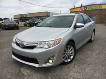 2012 TOYOTA CAMRY XLE SEDAN 4D 4-Cyl, 2.5 LITER in Fort Campbell, Kentucky