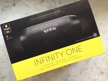 "INFINITY ONE Premium Wireless Portable Bluetooth Speaker/""BRAND NEW!!!!"" in Fort Leavenworth, Kansas"
