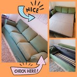 IKEA Sofa Bed, Bed Couch 3-seater in Ramstein, Germany