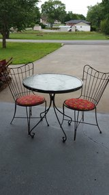 Patio Table 2 Chairs in Fort Campbell, Kentucky