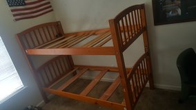 Bunk beds in Travis AFB, California